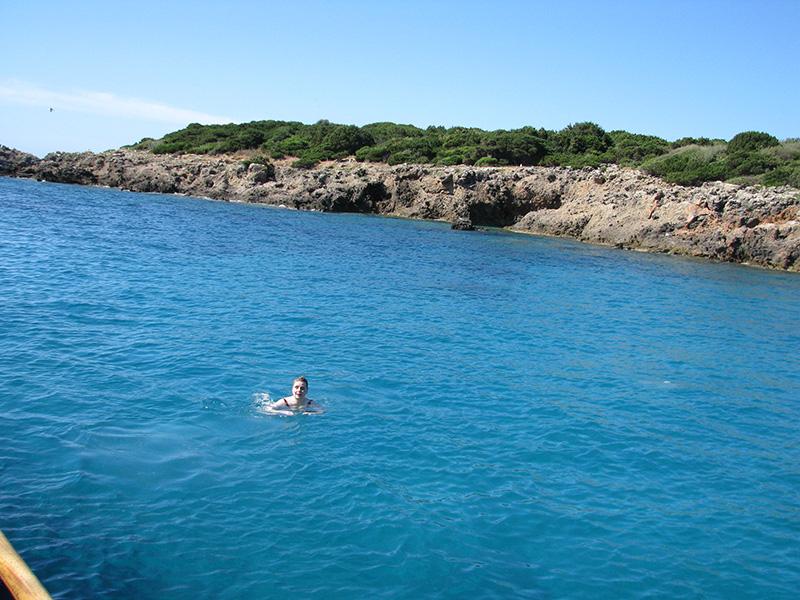 Vaimoni vedessä