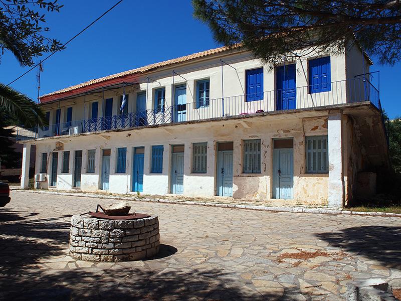 Kostoksen vanha sairaala